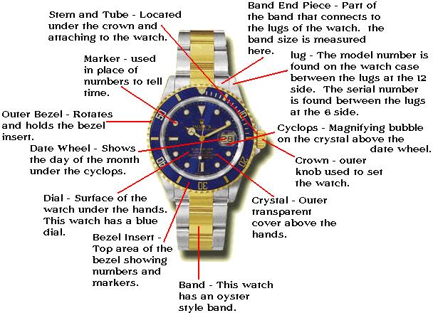 diagram of rolex parts rh watchgeek com rolex 1570 parts diagram rolex parts diagram materials